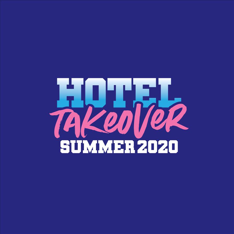 Hotel Takeover Malta flyer