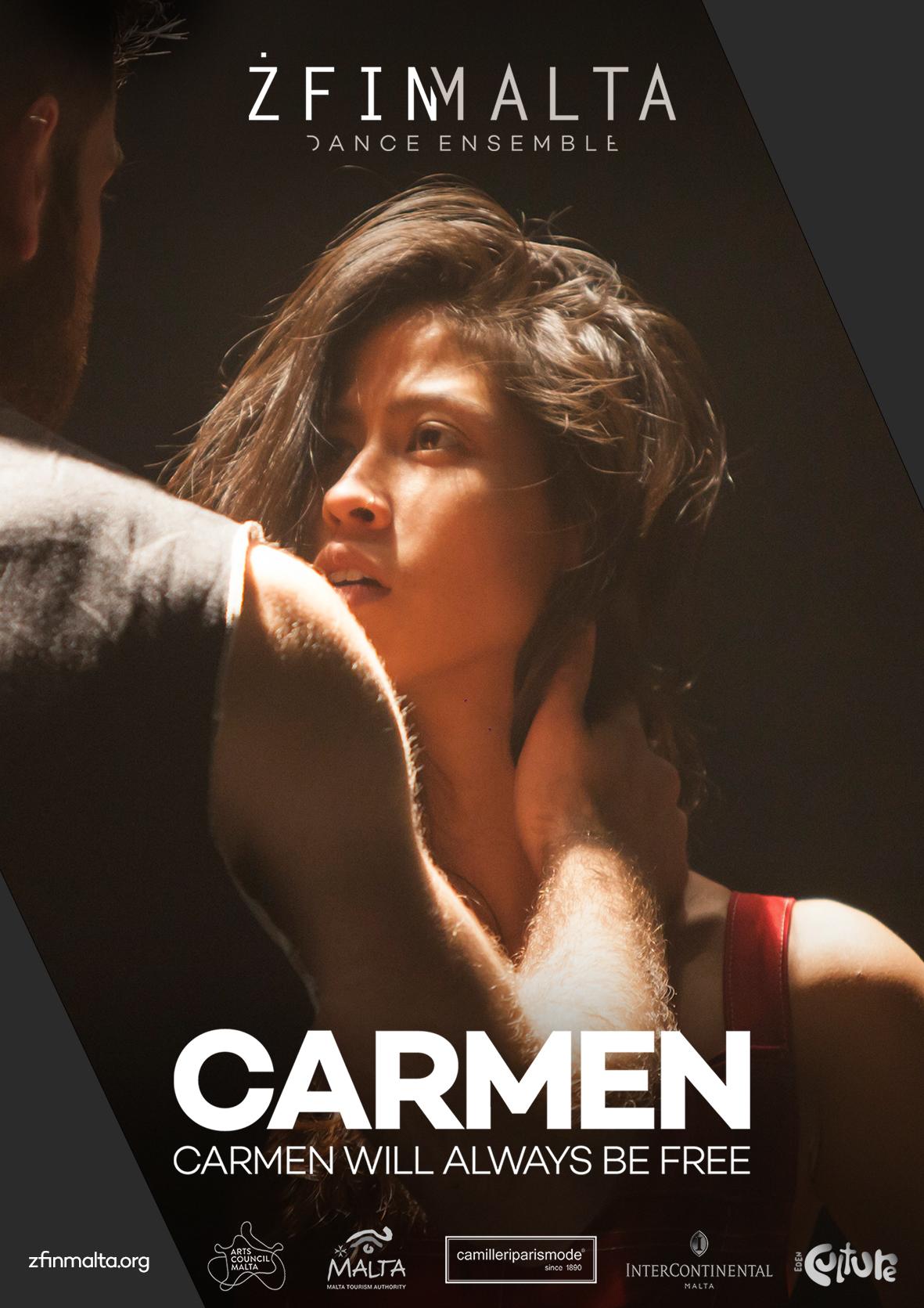 Carmen - April 21, Zejtun flyer