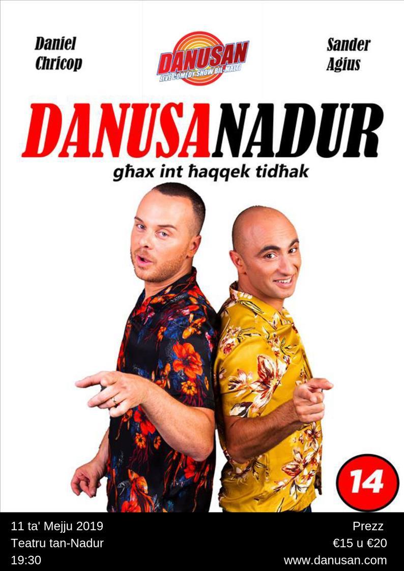 DanusaNadur flyer