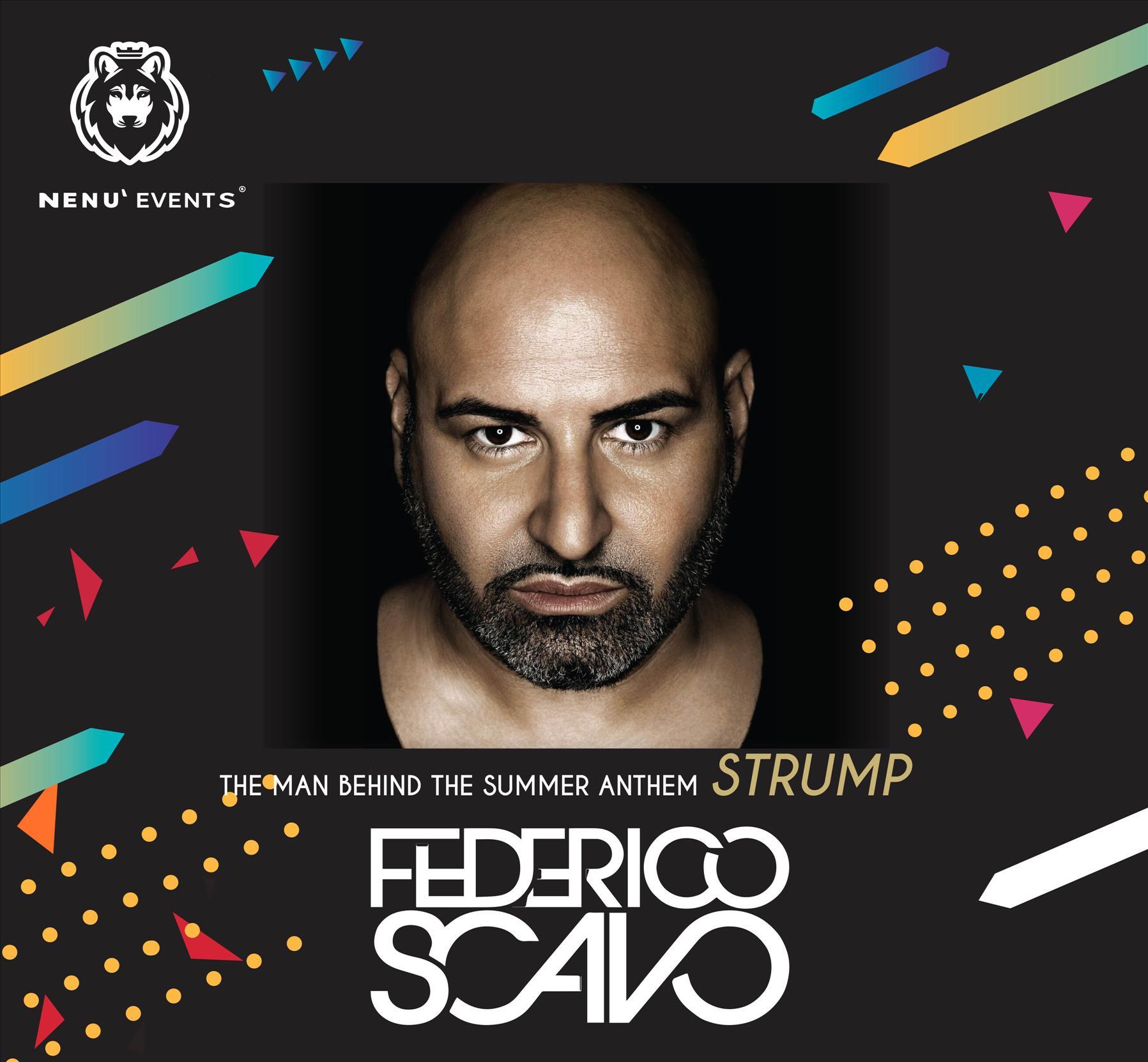 Federico Scavo - STRUMP flyer