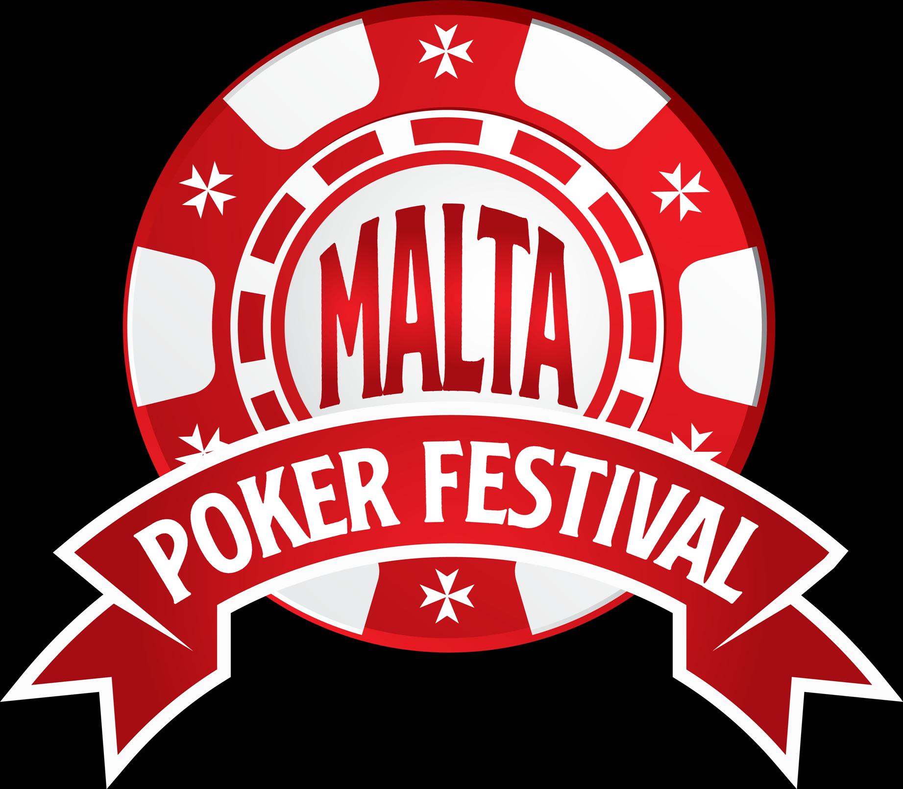 Malta Poker Festival 2018 flyer