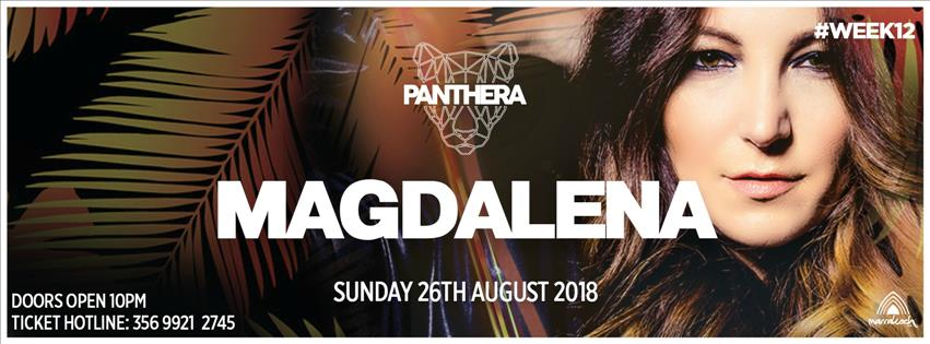 Panthera Sundays Marrakech flyer