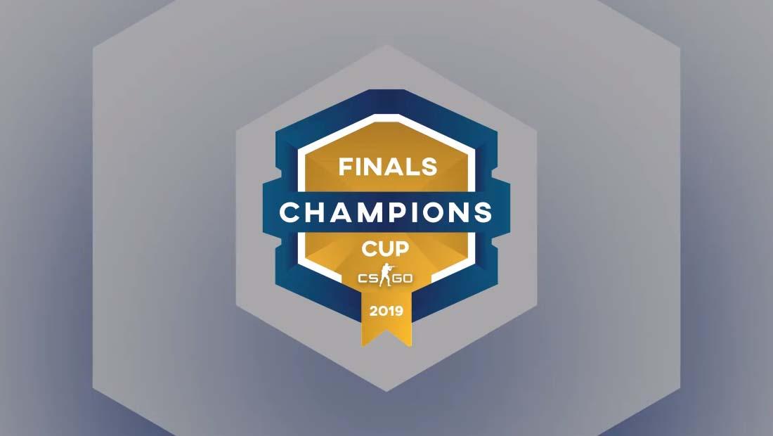 Champions Cup Finals CS:GO Malta 2019 flyer