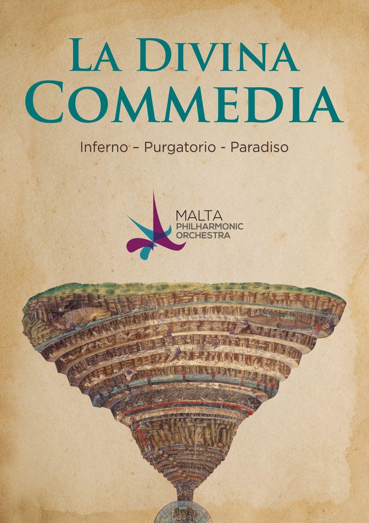 La Divina Commedia flyer