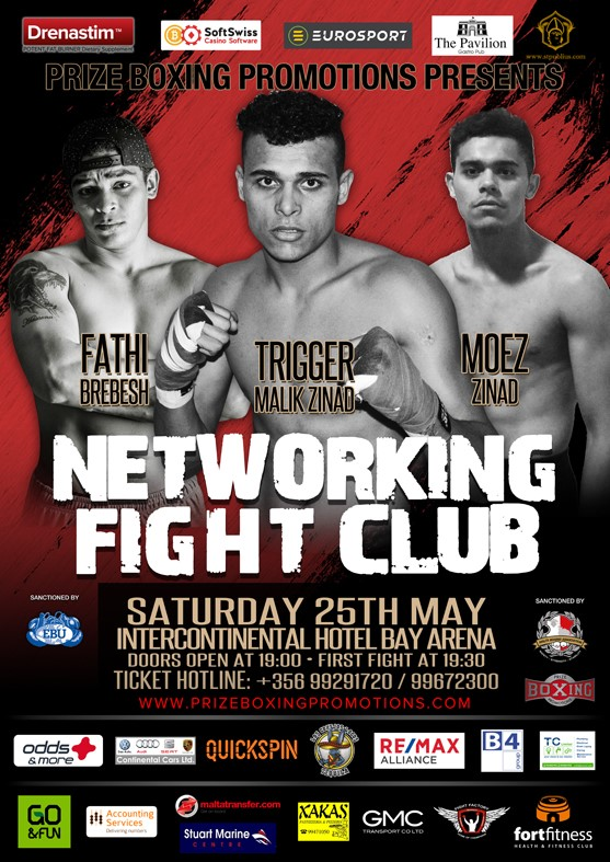 Networking Fight Club - 2019