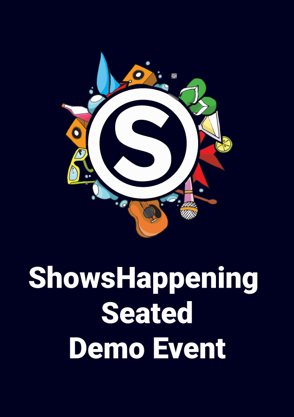 Seated Demo Event poster