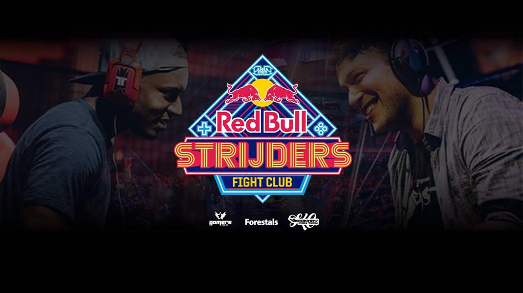 Red Bull Strijders flyer