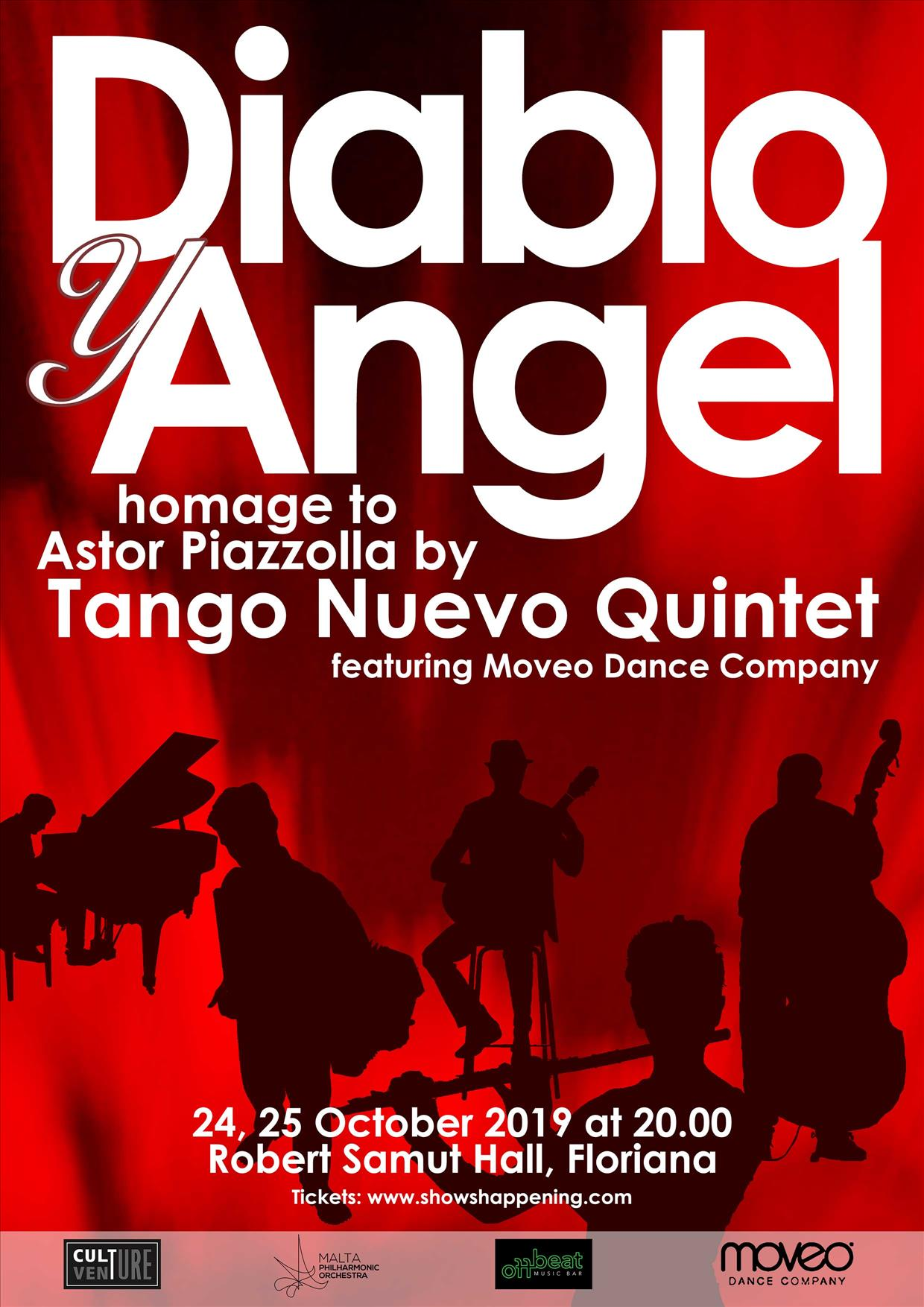 Diablo y Angel flyer