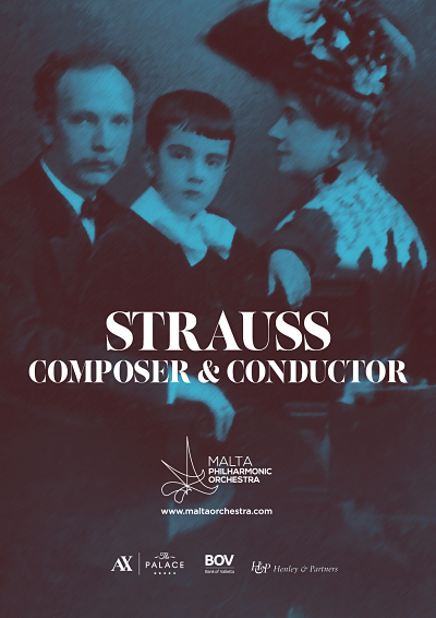 Strauss Composer & Conductor flyer