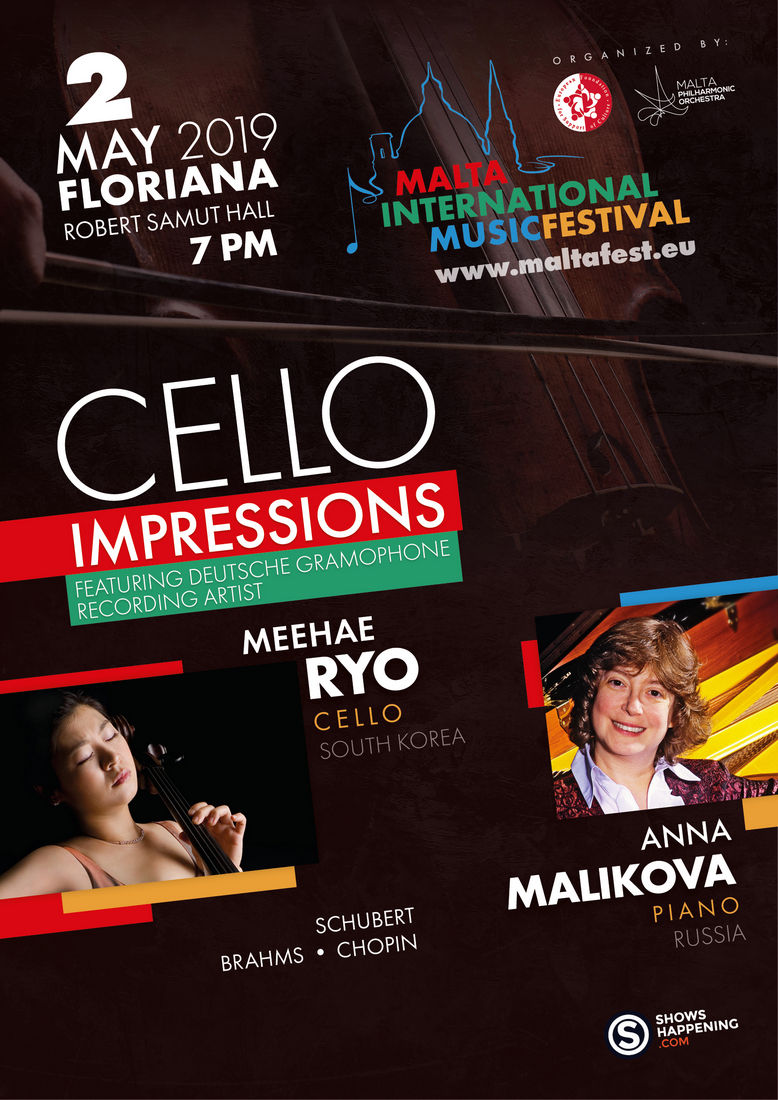 Cello Impressions flyer
