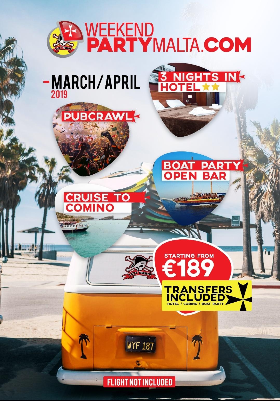 March/April 2019 Pack