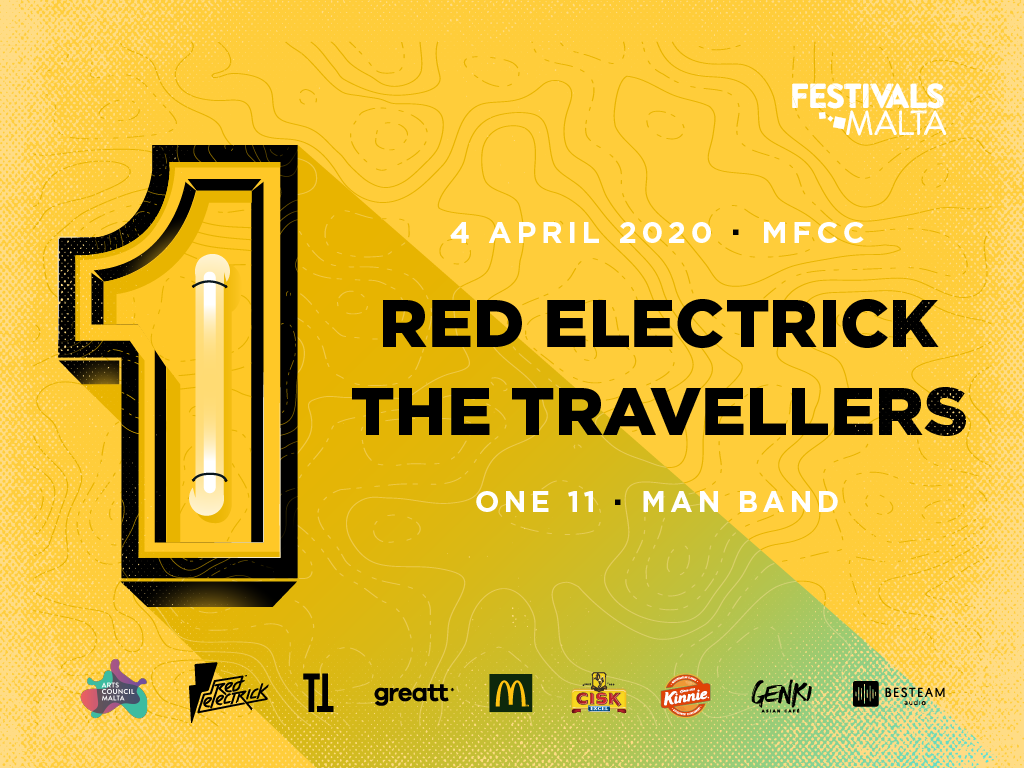 ONE - RED ELECTRICK & THE TRAVELLERS IN CONCERT
