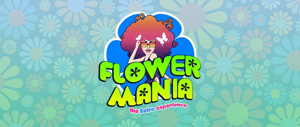 Flower Mania - The 70s Disco Experience flyer
